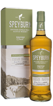 Köstlichalkoholisches - Speyburn Bradan Orach Whisky Single Malt Scotch Whisky 40 vol in Geschenkverpackung - Onlineshop Ludwig von Kapff