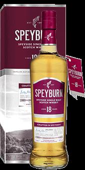 Köstlichalkoholisches - Speyburn 18 Years Old Whisky Single Malt Scotch Whisky 46 vol in Geschenkverpackung - Onlineshop Ludwig von Kapff
