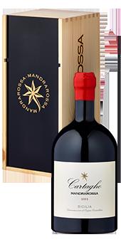 Mandrarossa Cartagho 1,5l Rosso Sicilia DOC 2014