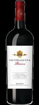Köstlichalkoholisches - 2018 Conte di Lucca Riserva Brindisi DOC - Onlineshop Ludwig von Kapff
