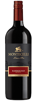 Köstlichalkoholisches - 2019 Montecelli Bardolino 1 l DOC - Onlineshop Ludwig von Kapff