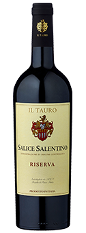 »Il Tauro« Salice Salentino Riserva DOC 2015