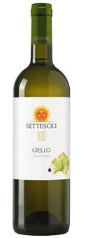 Köstlichalkoholisches - 2019 Settesoli Grillo BIO Sicilia DOC - Onlineshop Ludwig von Kapff