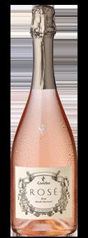 Köstlichalkoholisches - Canella Rosé Brut Metodo Martinotti Vino Spumante di Qualità - Onlineshop Ludwig von Kapff