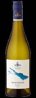 Köstlichalkoholisches - 2018 Markgräflich Badisches Weinhaus Bodensee Rivaner trocken, Baden - Onlineshop Ludwig von Kapff