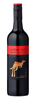 [yellow tail] Cabernet Sauvignon South Eastern Australia 2017