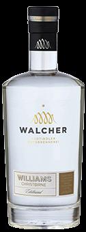 Köstlichalkoholisches - Walcher Williams Christ Birnenbrand 40 vol - Onlineshop Ludwig von Kapff