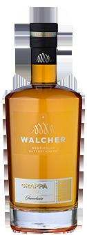 Köstlichalkoholisches - Walcher Grappa d'Oro Riserva 40 vol - Onlineshop Ludwig von Kapff