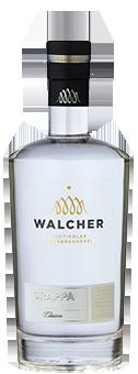 Köstlichalkoholisches - Walcher Grappa Bianca 38 vol - Onlineshop Ludwig von Kapff