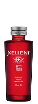 Köstlichalkoholisches - XELLENT Vodka 40 vol - Onlineshop Ludwig von Kapff