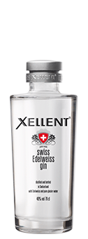 Köstlichalkoholisches - XELLENT Gin Swiss Edelweiss 40 vol - Onlineshop Ludwig von Kapff