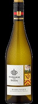 Köstlichalkoholisches - 2017 Markgraf von Baden Bodensee Weißburgunder VDP.Gutswein trocken, Baden - Onlineshop Ludwig von Kapff
