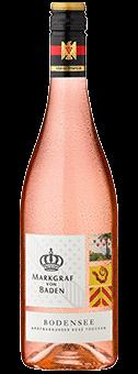 Köstlichalkoholisches - 2019 Markgraf von Baden Bodensee Spätburgunder Rosé VDP.Gutswein trocken, Baden - Onlineshop Ludwig von Kapff