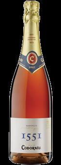 Köstlichalkoholisches - Codorniu 1551 Brut Rosé Cava DO - Onlineshop Ludwig von Kapff