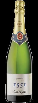 Köstlichalkoholisches - Codorníu 1551 Brut Cava DO - Onlineshop Ludwig von Kapff