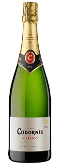 Köstlichalkoholisches - Codorníu Clásico Seco Cava D.O. - Onlineshop Ludwig von Kapff