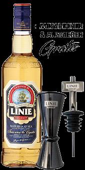 Köstlichalkoholisches - Linie Aquavit 41,5 vol - Onlineshop Ludwig von Kapff