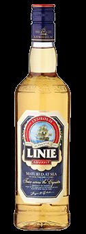 Köstlichalkoholisches - Linie Aquavit 41,5 vol 0,04 L - Onlineshop Ludwig von Kapff