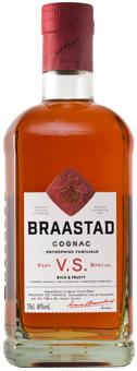 Köstlichalkoholisches - Braastad Cognac V.S. Grande Campagne 40 vol - Onlineshop Ludwig von Kapff