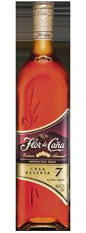 Köstlichalkoholisches - Flor de Caña Rum Gran Reserva 7 Jahre 40 vol - Onlineshop Ludwig von Kapff