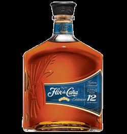 Köstlichalkoholisches - Flor de Caña Rum Centenario 12 40 vol - Onlineshop Ludwig von Kapff