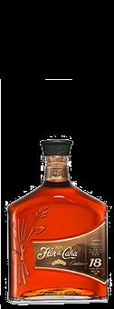 Köstlichalkoholisches - Flor de Caña Rum Centenario Gold 18 40 vol in Geschenkverpackung - Onlineshop Ludwig von Kapff