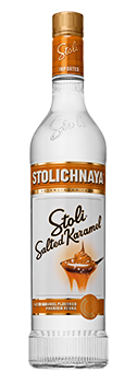 Stoli Salted Karamel Vodka 37,5% vol