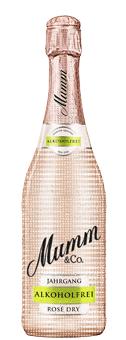 Köstlichalkoholisches - 2019 Mumm Rose Dry alkoholfrei trocken - Onlineshop Ludwig von Kapff