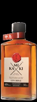 Köstlichalkoholisches - Kamiki Blended Malt Whisky Blended Malt Whisky 48 vol. In Geschenkverpackung - Onlineshop Ludwig von Kapff
