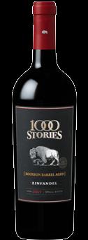 Köstlichalkoholisches - 2017 Fetzer 1000 Stories Bourbon Barrel Aged Zinfandel Kalifornien - Onlineshop Ludwig von Kapff