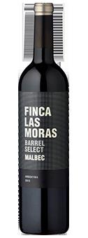 Finca Las Moras Barrel Select Malbec San Juan, Argentinien 2017