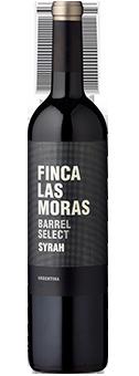 Köstlichalkoholisches - 2019 Finca Las Moras Barrel Select Syrah San Juan, Argentinien - Onlineshop Ludwig von Kapff