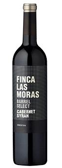 Köstlichalkoholisches - 2018 Finca Las Moras Barrel Select Cabernet Sauvignon Syrah San Juan, Argentinien - Onlineshop Ludwig von Kapff