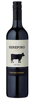Hereford Red Mendoza, Argentinien 2017