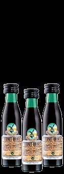 Köstlichalkoholisches - Fernet Branca Bitter 39 vol 0,02 L 3er Pack - Onlineshop Ludwig von Kapff