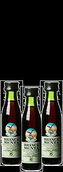 Köstlichalkoholisches - Brancamenta Kräuterlikör 28 vol 0,02 L 3er Pack - Onlineshop Ludwig von Kapff