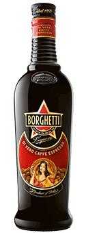 Köstlichalkoholisches - Caffè Borghetti Kaffeelikör 25 vol - Onlineshop Ludwig von Kapff