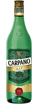 Köstlichalkoholisches - Carpano Dry Vermouth 18 vol 1 L - Onlineshop Ludwig von Kapff
