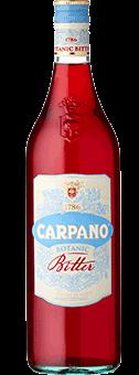 Köstlichalkoholisches - Carpano Botanic Bitter Bitterlikör in der 1,0 Literflasche - Onlineshop Ludwig von Kapff