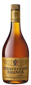 Köstlichalkoholisches - Stravecchio Branca Brandy 38 vol - Onlineshop Ludwig von Kapff