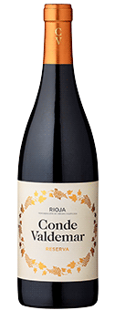 Köstlichalkoholisches - 2012 Conde Valdemar Reserva Rioja DOCa - Onlineshop Ludwig von Kapff