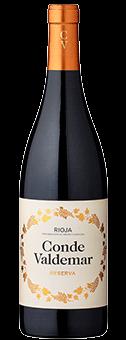 Conde Valdemar Reserva in der Magnumflasche Rioja DOCa 1,5 Literflasche 2010