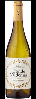 Köstlichalkoholisches - 2017 Conde Valdemar Blanco Alto Cantabria Rioja DOCa - Onlineshop Ludwig von Kapff