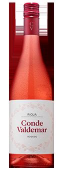 Köstlichalkoholisches - 2019 Conde Valdemar Rosado Rioja DOCa - Onlineshop Ludwig von Kapff