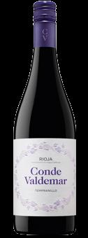 Köstlichalkoholisches - 2019 Conde Valdemar Tempranillo Rioja DOCa - Onlineshop Ludwig von Kapff