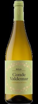 Köstlichalkoholisches - 2019 Conde Valdemar Tempranillo Blanco Rioja DOCa - Onlineshop Ludwig von Kapff