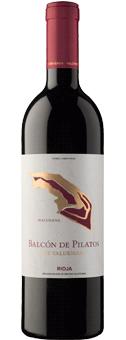 Köstlichalkoholisches - 2017 Balcón de Pilatos by Valdemar Maturana Rioja DOCa - Onlineshop Ludwig von Kapff