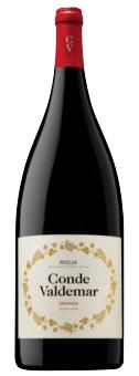 Conde Valdemar Crianza in der Magnumflasche Rioja DOCa 1,5 Literflasche 2015