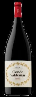 Köstlichalkoholisches - 2015 Conde Valdemar Crianza in der Jeroboam Rioja Doca 5,0 Literflasche - Onlineshop Ludwig von Kapff