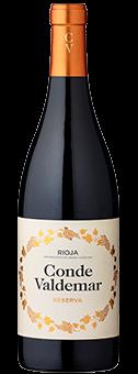 Köstlichalkoholisches - 2010 Conde Valdemar Reserva in der Magnumflasche Rioja DOCa 1,5 Literflasche - Onlineshop Ludwig von Kapff